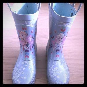 Disney Frozen Rain Boots